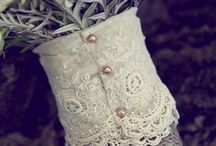 rustic wedding ideas / by Katherine Hill-Wigmore