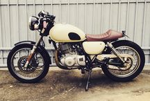 Suzuki tu250 / Dream bike