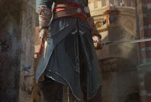Assassin's Creed Concept Art / Assassin's Creed Concept Art