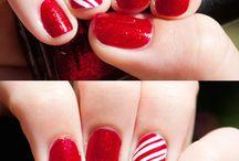 Christmas: Nails