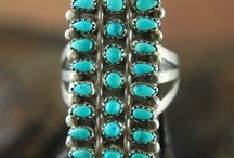 Turquoise / My favorite color