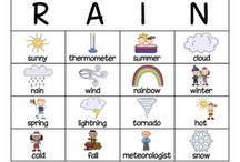 Preschool: Weather / by Sarah Calvert