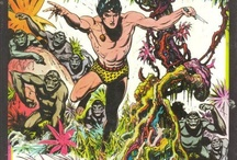 Tarzan - Burne Hogarth