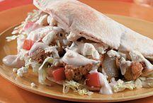 Sandwich Recipes / by Jaclyn Almeida