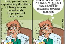 Cartoons I enjoy / These are cartoons or sayings I have enjoyed
