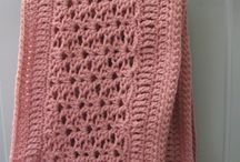 Crochet scarf patterns