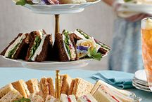 Sandwiches / Sandwiches are sometimes my go-to meal with soup or salad. I'm open to all kinds of sandwiches!