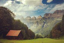 Spectacular landskapes