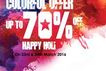 Be for Bag Holi Offer Upto 70% off. / #GetUpto70%#off#on#HoliFestival# Avail#this#Exiting#Offers#On#BE FOR BAG...!!! Visit Us on : http://www.beforbag.co.in/