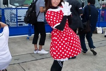 Mickey Mouse Clubhouse Cosplay