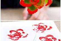 Fess a zellerrel - Celery art