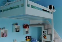 Cool bedrooms / by Olivia King