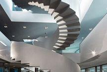 Tipologías Escaleras Caracol