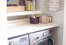 Laundry Room / by Grace Duffy