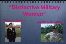 DISTINCTIVE MILITARY WOMEN