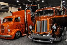 Old trucks / by Rick Cheryl Aaron