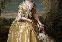 Painting - I half 18th century