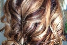 Wavy hairstyles / Wavy hairstyles