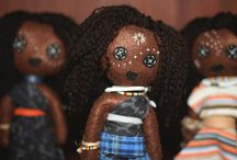 dolls / by BJ Gough