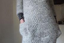 Vestito ~ Dress knitting & crochet