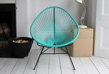 Furniture fancy / by Halla Kisi