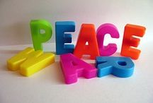 Serene Peace / Let us have peace. Ulysses S. Grant