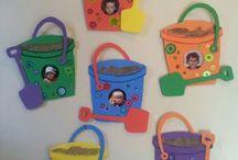 obrázky s fotografiemi dětí