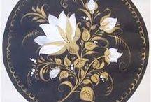 Петербургская роспись