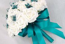 Wedding flowers/centrepieces/favours