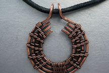 Wire 'n' Beads: Pendants