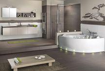 Salles de bain zen