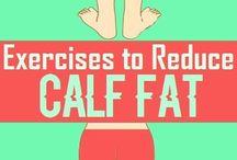 Calf fat