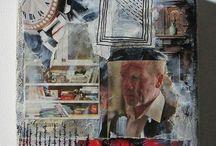 My paintings / Artwork by Mata Haggis