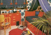 70s room decor