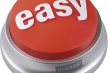 Easy / by carie ferrell