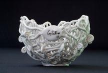 Ceramic Art / Ceramic Art - Made in Italy - Original Works