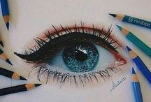 colour pencil