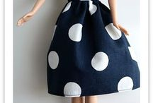 Sewing - Barbie Clothes