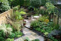 Zig zag gardens
