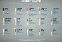 Cocktail y Copas