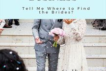 Grow your Wedding Business / Business and marketing advice for wedding business owners