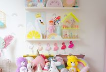 Carebear Nursery Ideas