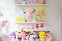 Carebear Nursery Ideas