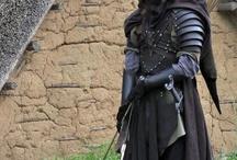 Inspiration celtic assassin/rogue archer