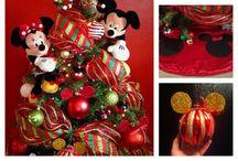 arbol de navidad mickey
