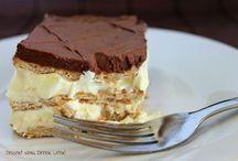 Desserts / by Amber Flinchbaugh