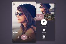 Mobile App inspiration