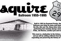 Esquire Ballroom History / Pins from the History of the Esquire!
