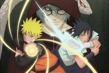 Naruto / by Alex