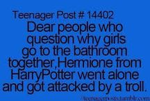 teenager posts to relate